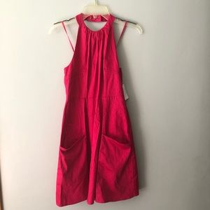 NWT Jessica Simpson halter dress